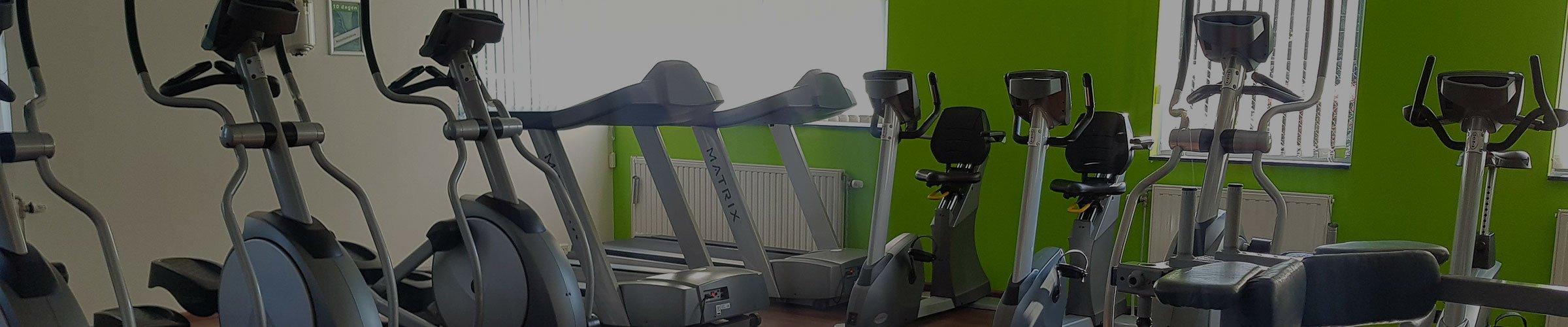 Inschrijven bij Medisch fitness de Keizer